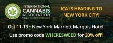 Attend the first ever East Coast Cannabis Business Expo in NYC