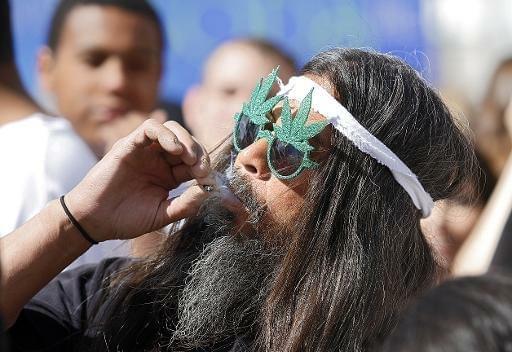 Blazing cannabis trail, US states eye tourism surge