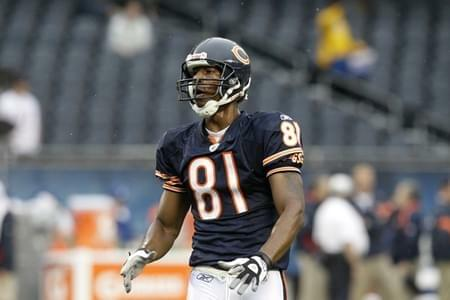 Chicago Bears Football Player Arrested on Drug Charges