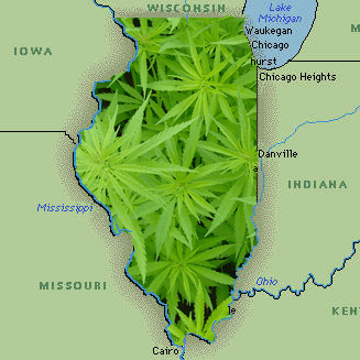 Chicago City Council Overwhelmingly Voted to Decriminalize Small Amounts of Marijuana Today