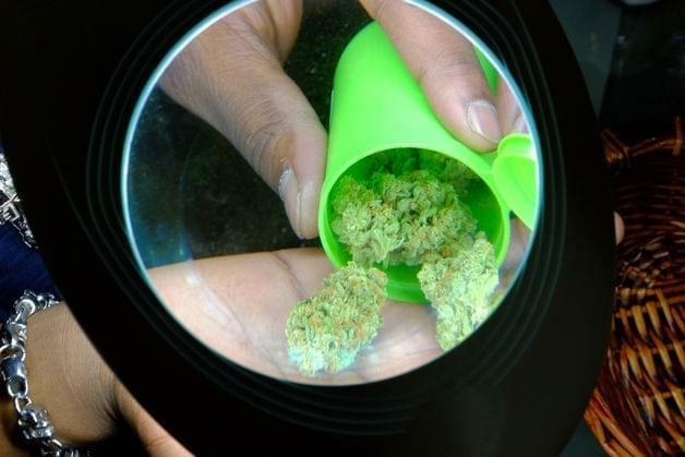 ColoradoÂÂÂÂ's Legalized Pot Has U.S. Governors Curious