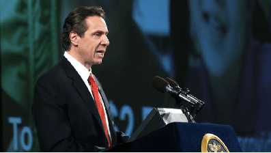Gov. Cuomo announces New York will allow limited use of medical marijuana