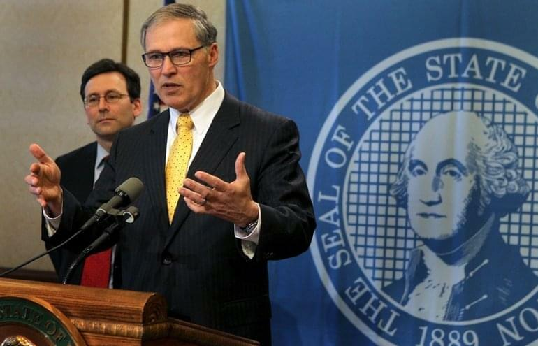 Gov. Inslee ugres feds to issue pot guidelines for banks