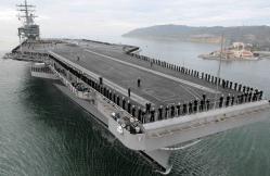 USS Reagan