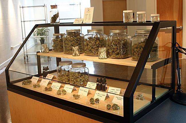 Oregon Medical Marijuana Dispensary Robbed
