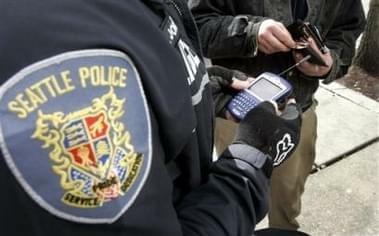 Seattle Cop responsible for 80% of marijuana tickets