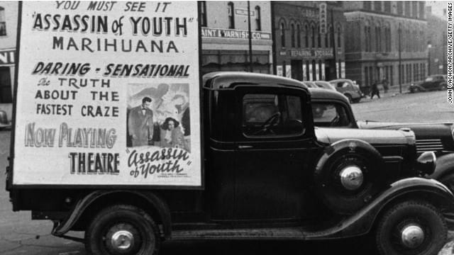 marijuana prohibition