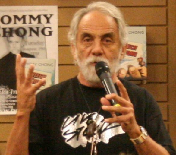 Tommy Chong says hemp oil is working to cure his prostate cancer!
